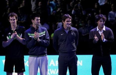 The Big 4 of Tennis Disbanded. And It's a Good Thing | News | Scoop.it