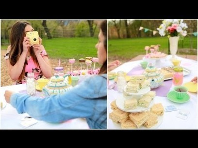 DIY Mother's Day: Tea Party, Gift Ideas + giveaway! | Internet Marketing | Scoop.it
