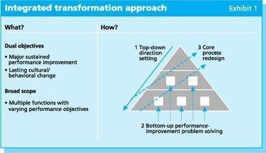 Leading organizational transformations | McKinsey & Company | AttivAzione alla TrasformAzione | Scoop.it