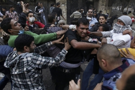 Under attack in Tahrir Square   What's new in Visual Communication?   Scoop.it