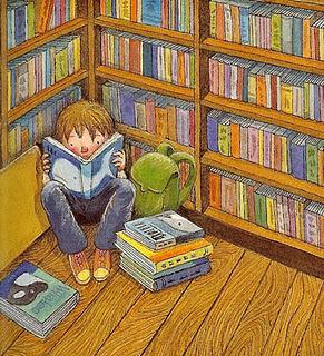 anatarambana literatura infantil: Lo que los bibliotecarios pueden hacer por la lectura | Literacia no Jardim de Infância | Scoop.it