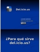 Del.icio.us Qué es y cómo usarlo | Herramientas digitales | Scoop.it