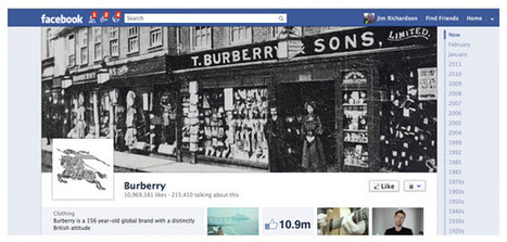 Big changes and opportunities with Facebook brand pages | Museums & Social Media | Scoop.it