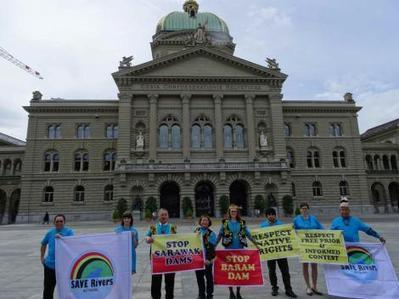 Borneo natives take anti-dams campaign to Europe | South-East Asia Today | Scoop.it