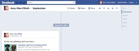 HOW TO: Fill In Your Facebook Timeline | SOCIAL MEDIA, what we think about! | Scoop.it
