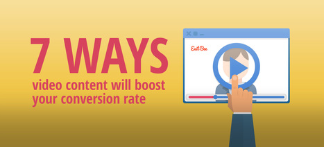 7-ways-video-content-will-boost-your-conversion-rate | CRO + Marketing | Scoop.it