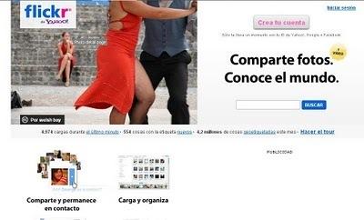 ZONA ELE 2.0: # Flickr para trabajar la expresión escrita | Technology and language learning | Scoop.it