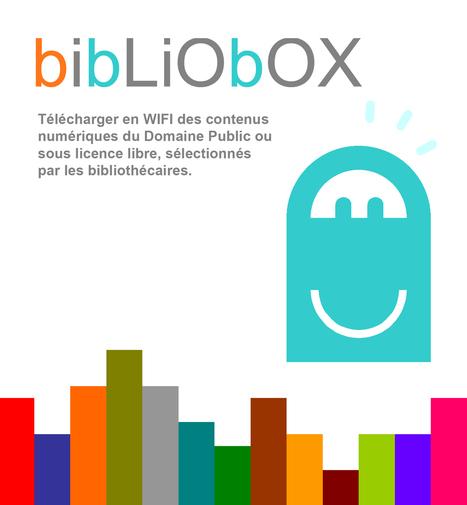 Bibliobox : Contenus open source librement téléchargeables en Wifi | BiblioLivre | Scoop.it