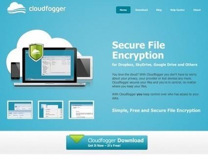 Cloudfogger, crypter ses fichiers sur Dropbox, Google Drive, Skydrive et les autres | François MAGNAN  Formateur Consultant | Scoop.it