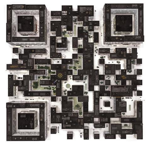 QR Code 3D city | QR code news | Scoop.it