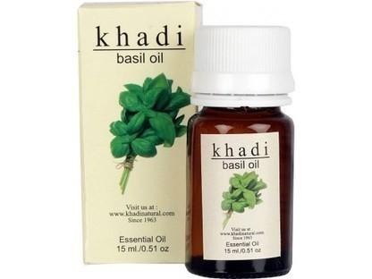 Buy Khadi Basil Essential Oil Online | Khadi Products | Scoop.it