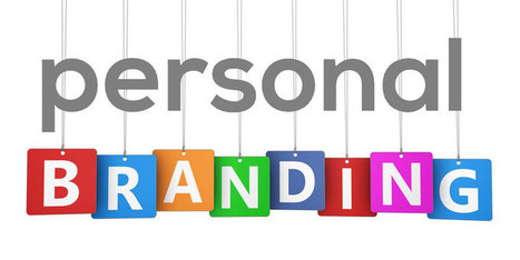 "Build your own personal brand called ""YOU"" 