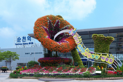 Suncheon Bay Garden Expo | 기사관련 | Scoop.it
