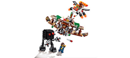 More The LEGO Movie Sets Revealed | The Brick Fan | Scoop.it