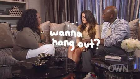 Oprah Will Appear On Keeping Up With The Kardashians Thanks To New BFF Khloe! | Morning Show prep | Scoop.it