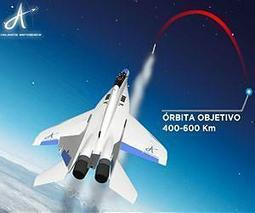 A new approach to the delivery of satellites to orbit   Perspectives on suborbital tourism industry   Scoop.it