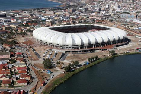 Los Estadios del Mundial de Fútbol Sudáfrica 2010, una arquitectura irracionalmente afortunada - Noticias de Arquitectura - Buscador de Arquitectura | la arquitectura en los estadios | Scoop.it