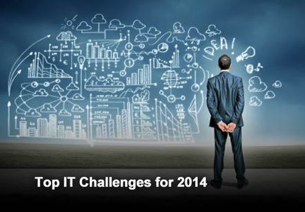 Twelve Challenges Facing IT Professionals | Information Technology Visual Content | Scoop.it