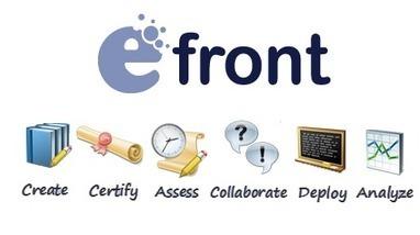 Enterprise Learning Management System Software - eFront LMS   eLearning   Scoop.it