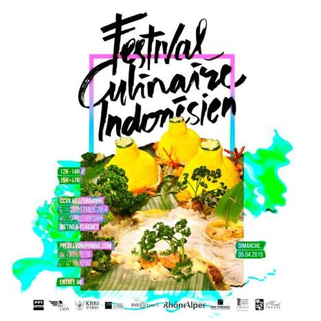 INVITATION au Festival culinaire indonésien le  05 avril 2015 à LYON | Scoop Indonesia | Scoop.it