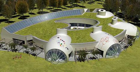 Bioarchitettura nel centro d'infanzia sostenibile a Padova | scatol8® | Scoop.it