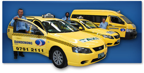 Dandenong Taxis - Career in Taxi Service in Dandenong Region | Dandenong Taxis | Scoop.it
