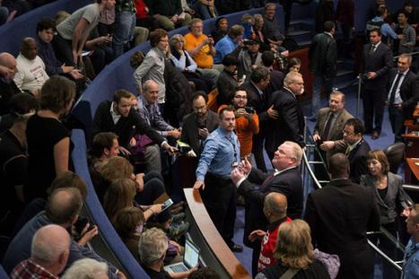 City councillors warned about 'disruptive, disrespectful' behaviour | Municipal politics | Scoop.it
