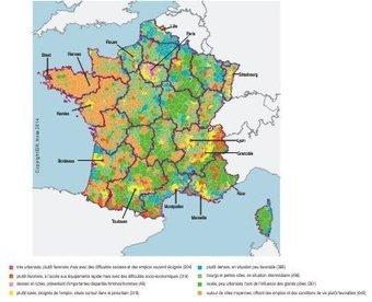 Insee - Territoire - Une approche de la qualité de vie dans les territoires | Territoires et Développement Local | Scoop.it