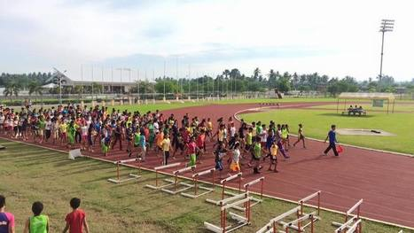 Blue Knights Track League DavNor: Report and Results - Pinoyathletics.info | Philippines Track and Field | Scoop.it