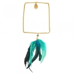 Paradise Feather Necklace - 9 Colors! | Jewlery and Accessories | Scoop.it