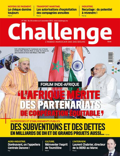 La Global Reporting Initiative tiendra ses travaux à Casablanca en novembre | Challenge.ma | Responsabilité Sociétale des Entreprises. | Scoop.it