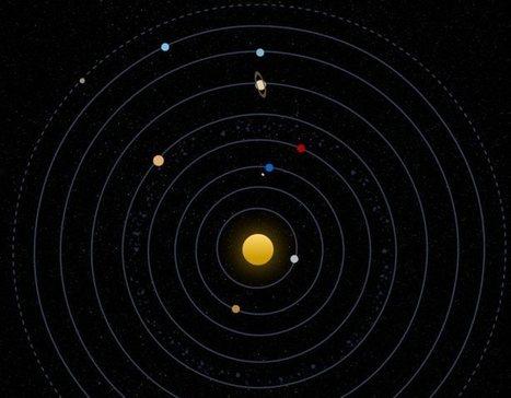 El libro online interactivo del Sistema Solar | TIC Julieta | Scoop.it