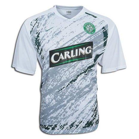 Celtic Nike 07-08 Celtic Training Jersey | CELTIC TEAM JERSEY | Scoop.it