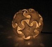 Low Table Quin Lamp: Bathsheba | Parametric Design | Scoop.it