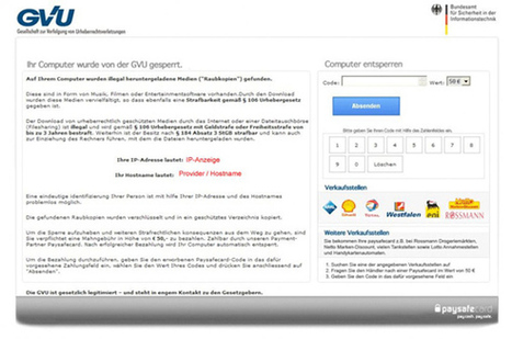 GVU Trojaner Removal Guide - Spyware Removal Guides | Phone spy app with  copy9 | Scoop.it