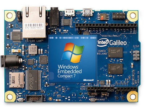 Microsoft is Giving Away Intel Galileo Arduino Compatible Boards to Developers | Embedded Systems News | Scoop.it