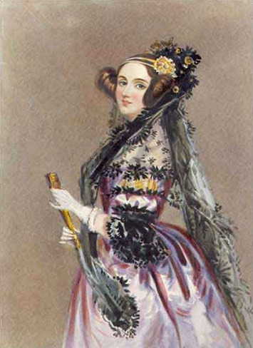 Ada Lovelace Would Have Been 197 Today! | ComputingSci | Scoop.it