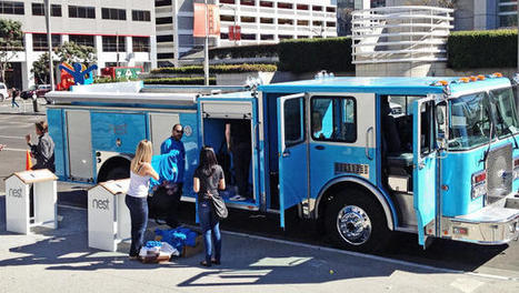 Nest Bought A Fire Truck And Uber Is Letting You Ride It | Real Estate Plus+ Daily News | Scoop.it