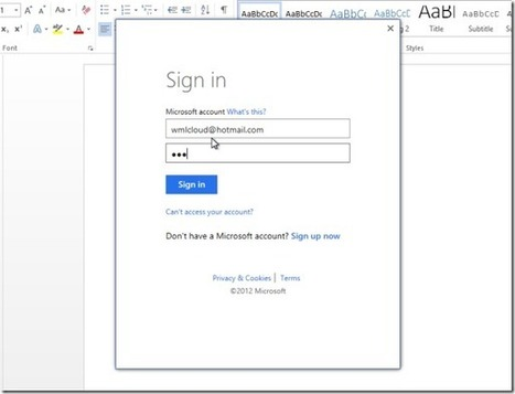 How To Activate Microsoft Office 2013 | iOS, WP8, Mac, Linux, | Scoop.it