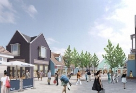 £110m Midlands shopping outlet village approved | Construction Enquirer | Glazing Architecture Construction | Scoop.it