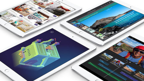 Apple's iPad Pro Leak Shares Unseen New Features | Learning with Mobile Devices | Scoop.it
