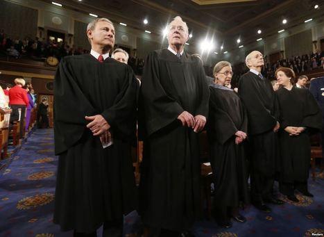 Supreme Court Politics of Campaign 2016 - Voice of America | Secondary Education Social Studies | Scoop.it