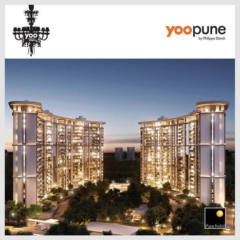 Yoo Pune - Upcoming Residential Projects in Pune | Panchshil Realty | Scoop.it