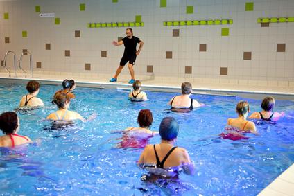 Les bienfaits de l'aquagym - Natation - Sport - Forme - Pratique.fr | Vie pratique | Scoop.it