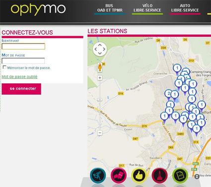 Bus, vélo, voiture : VULOG monte le 1er service d'autopartage intégré - Webtimemedias.com | Mobilité Durable | Scoop.it