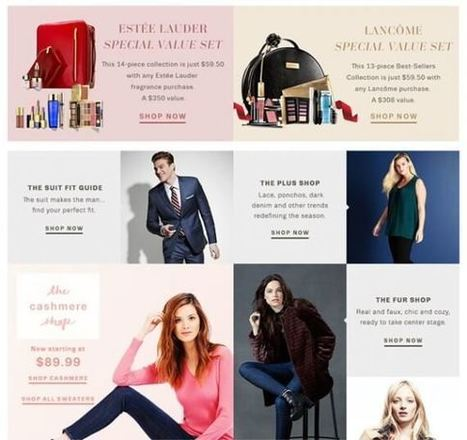 5 Ecommerce Site Design Trends for 2016 - Practical Ecommerce | Websites - ecommerce | Scoop.it