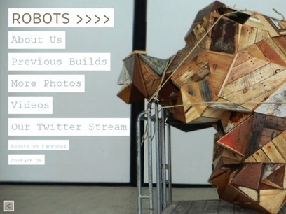 ROBOTS >>>> | visuality | Scoop.it