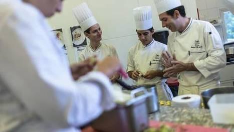 Comment se reconvertir dans les métiers de la cuisine   Orientation professionnelle   Scoop.it