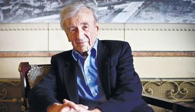 Elie Wiesel, Nobel Peace Prize laureate and renowned Holocaust survivor, dies at 87 - Israel News | Le BONHEUR comme indice d'épanouissement social et économique. | Scoop.it