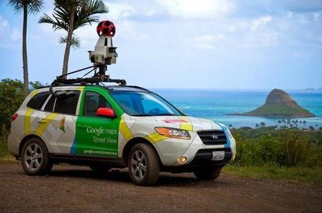 Google condamné à une amende par les autorités allemandes pour activités d'espionnage via Street View | ville enmutation | Scoop.it
